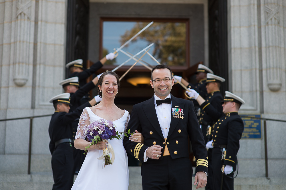 Bridget Jason S Beautiful Wedding At The Us Naval Academy In Annapolis Jennifer Bach Photography