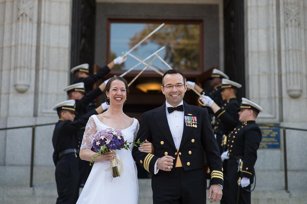 Bridget Jason S Beautiful Wedding At The Us Naval Academy In Annapolis Jennifer Bach Photography